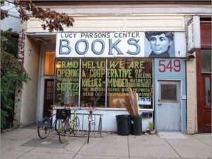 Lucy Parsons books - Boston