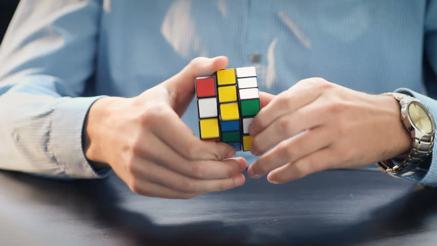rubic Cube puzzle
